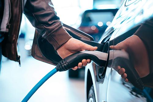 elektrische auto bijtelling
