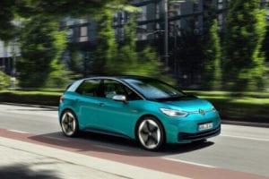 laadvermogen elektrische auto