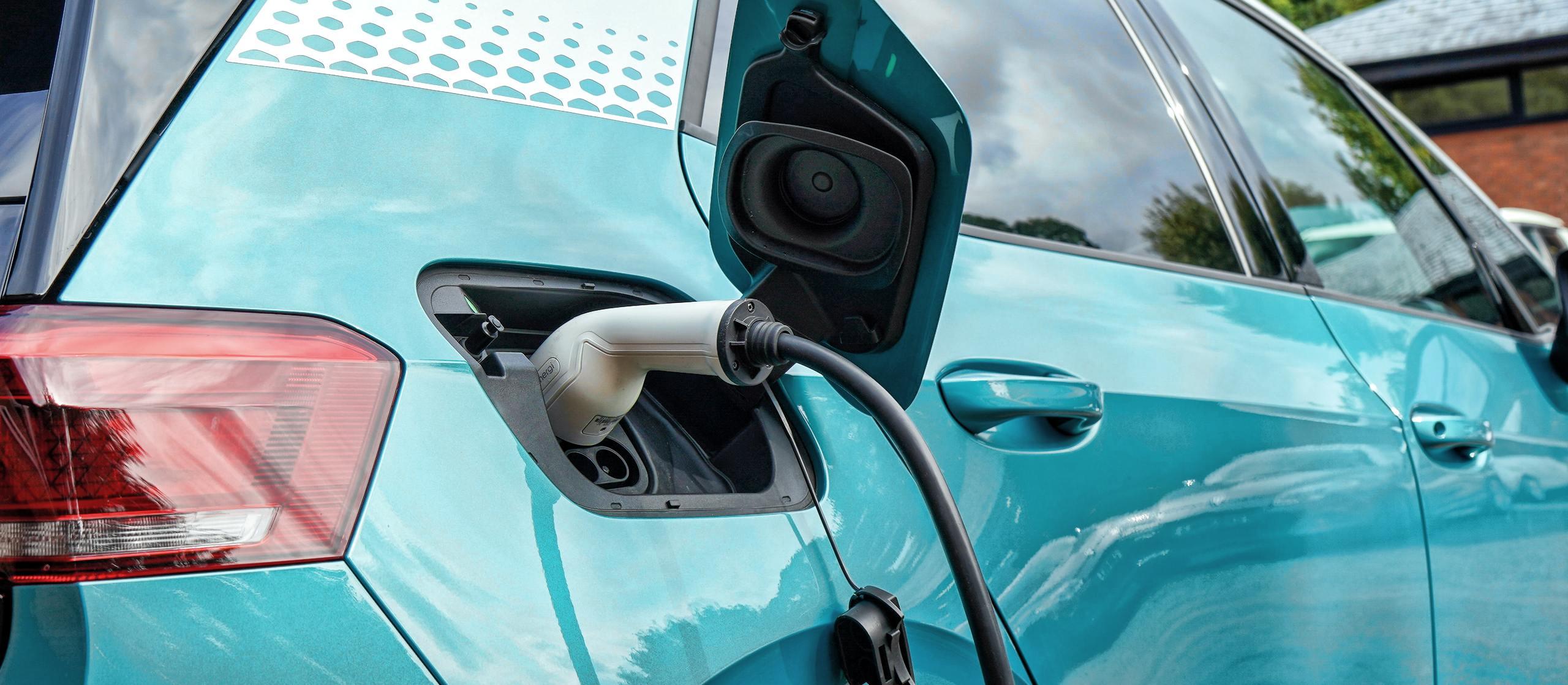 elektrische auto soorten stekkers
