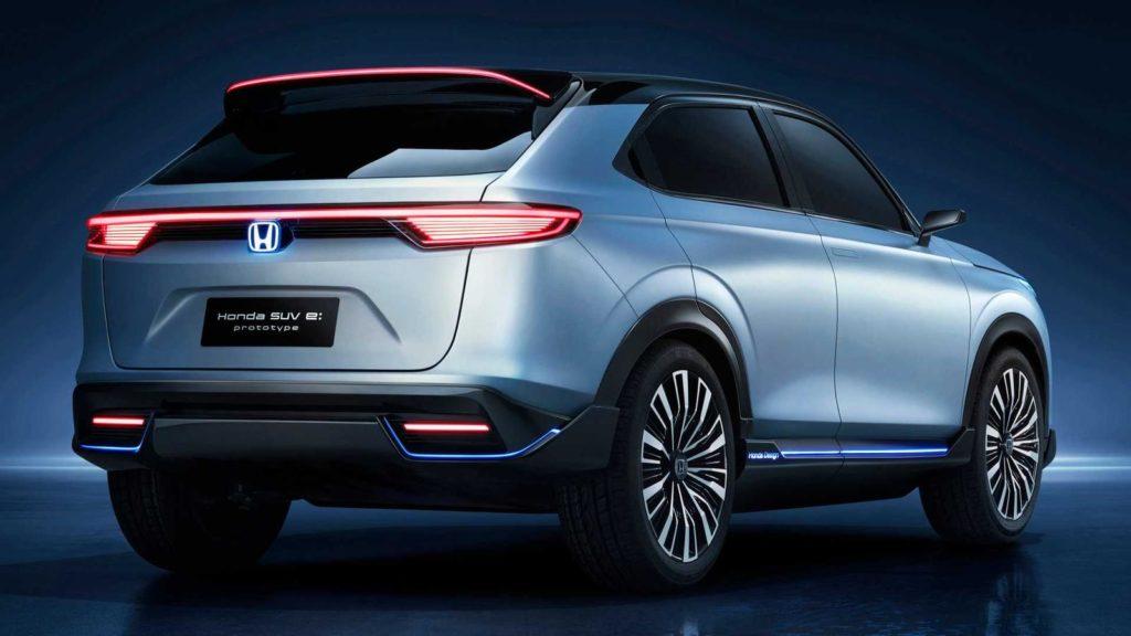 Honda e:SUV